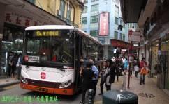 澳门18A路線公交车路线