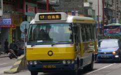 澳门17路線公交车路线