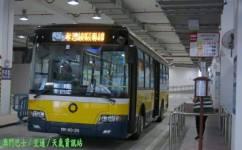 澳门37T孝思接駁專線(袛限清明節及重陽節服務)公交车路线