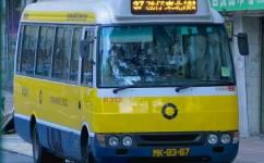 澳门37路線公交车路线