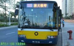 澳门72路線公交车路线