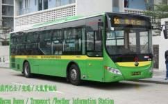 澳门55路線公交车路线