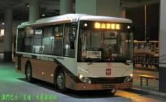 澳门6B路線(星期日及強制性假期停駛)公交车路线