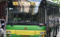 澳门10X路線 (只於早高峰時段服務/星期日及強制性假期停駛)公交车路线