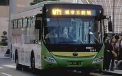 澳门MT1路線公交车路线