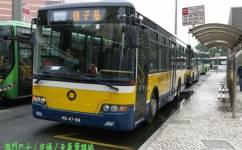 澳门33路線公交车路线
