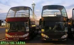 澳门開蓬觀光巴士路線公交车路线