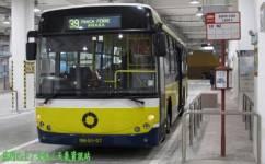 澳门39路線公交车路线