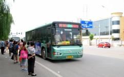 保定606路公交车路线