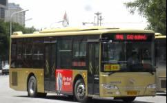 保定609路公交车路线