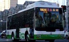 包头24路公交车路线