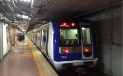 北京地铁2号线内环(M2)公交车路线