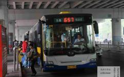 北京657路公交车路线