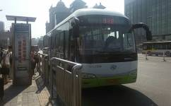北京938快车(跨省)公交车路线