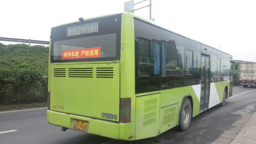 北京X104路公交车路线