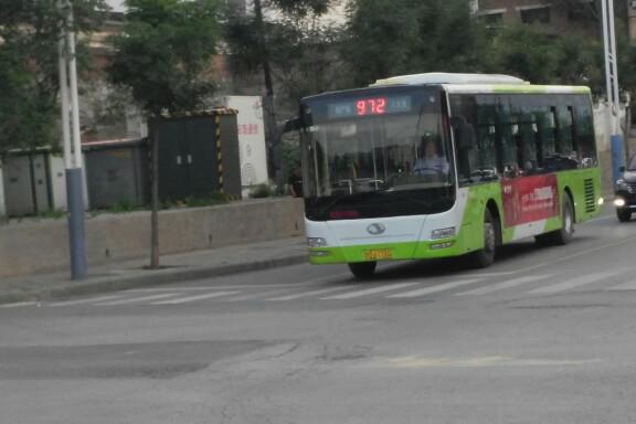北京972路公交车路线