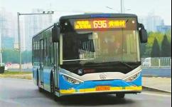 北京696路公交车路线
