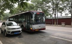 北京582路公交车路线