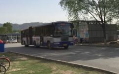 北京543路公交车路线