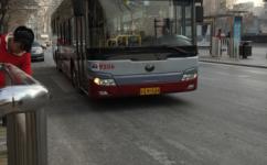 北京运通101线公交车路线