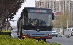北京589路公交车路线