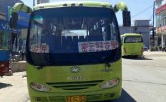 北京密52路公交车路线
