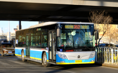 北京352路公交车路线