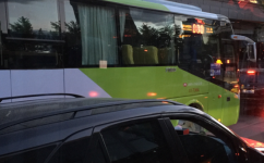 北京通勤班车[郎家园-大运河孔雀城温莎郡](跨省)公交车路线