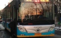 北京121路公交车路线
