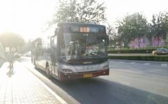 北京658路公交车路线