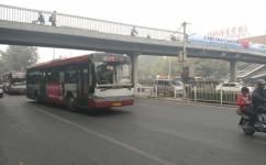 北京运通201线公交车路线