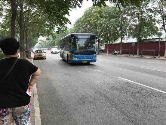北京通19路公交车路线