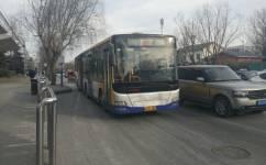 北京672路公交车路线