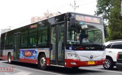 北京536路公交车路线