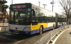 北京303路公交车路线