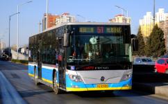 北京51路公交车路线