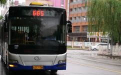 北京665路公交车路线