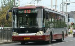 北京570路公交车路线