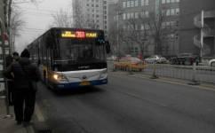 北京361路公交车路线