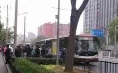 北京41路公交车路线
