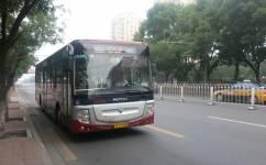 北京113路公交车路线