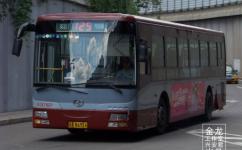 北京125路公交车路线