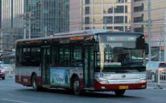 北京快速直达专线84公交车路线