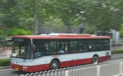 北京554路公交车路线