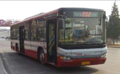 北京运通202线公交车路线