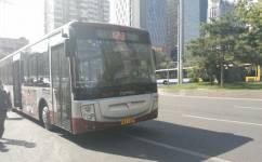 北京123路公交车路线