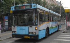 北京115路公交车路线