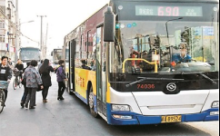 北京690路公交车路线