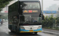 北京362路公交车路线