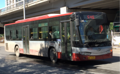 北京546路公交车路线